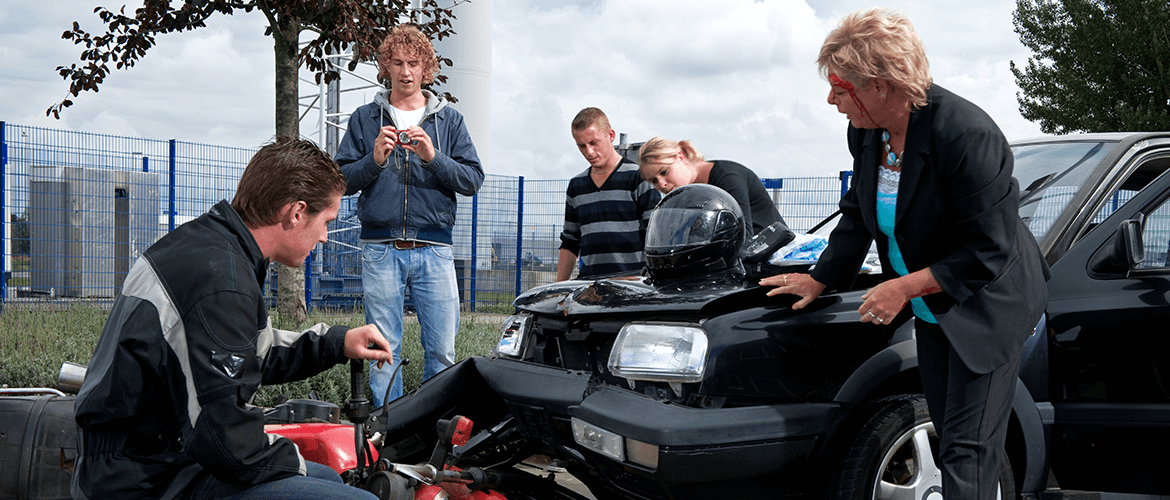Practice Areas | Outstanding Motorcycle Accident Lawyer